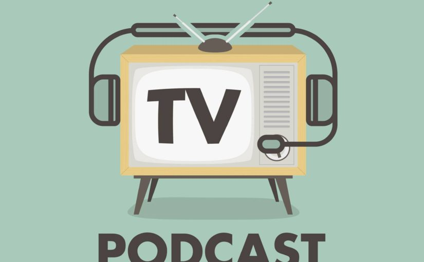 Scott guests on The Great TV Podcast